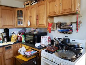 Tenant Kitchen